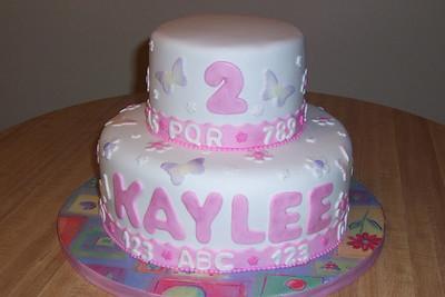 Kaylee Estrella's Birthday