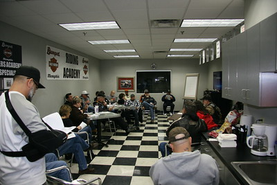 February 2020 Group Riding & Passenger Safety Class