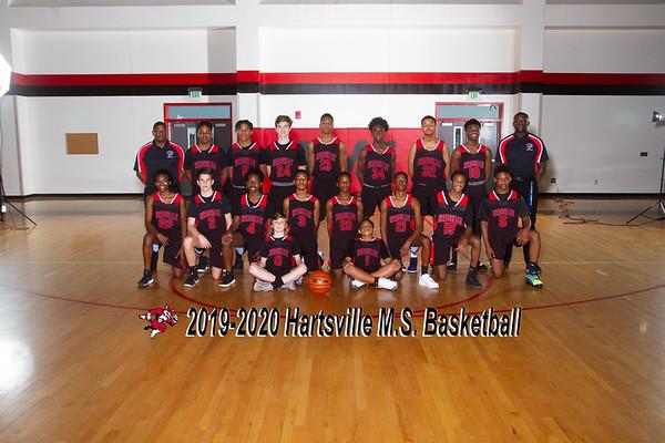 2019-2020 MS Boys Basketball