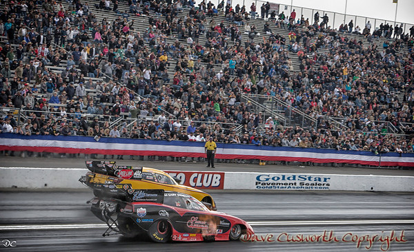 NHRA Winter Nationals 2014