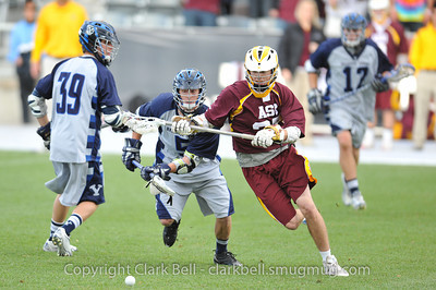 Select 2011 MCLA Div 1 Final - BYU vs Arizona State
