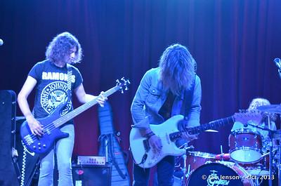 Jake Haldewang @ The Saloon in NC Music Factory  10-14-13