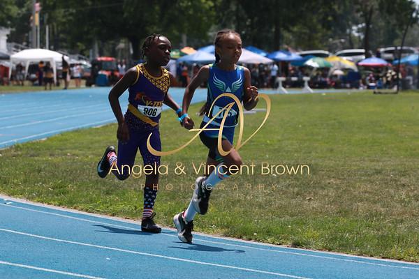 800m Finals