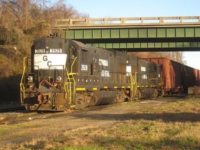 Savannah, GA Jan '08