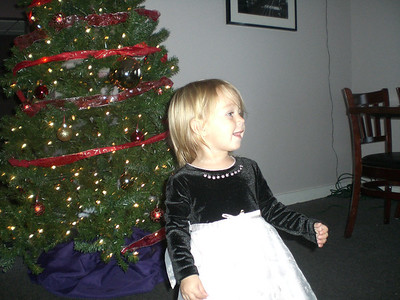 December 2011 - Baptism, Train Museum & Christmas!