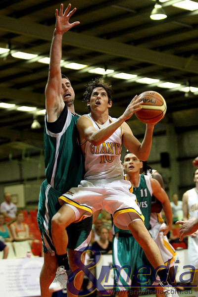 SBL Round One: Goldfields Giants @ Wanneroo Wolves
