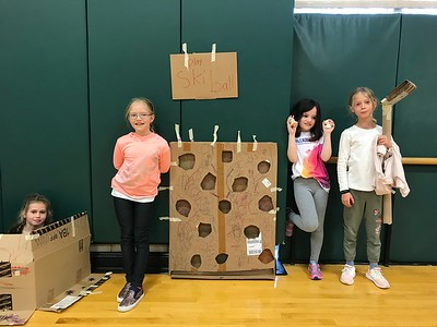 Cardboard Challenge - Caine's Arcade