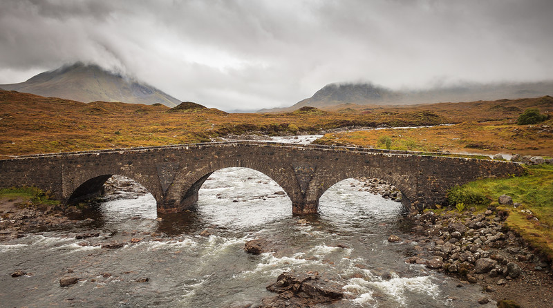 Old Bridge - Isle of Skye