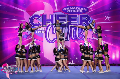 2019 Cheer for the Cure