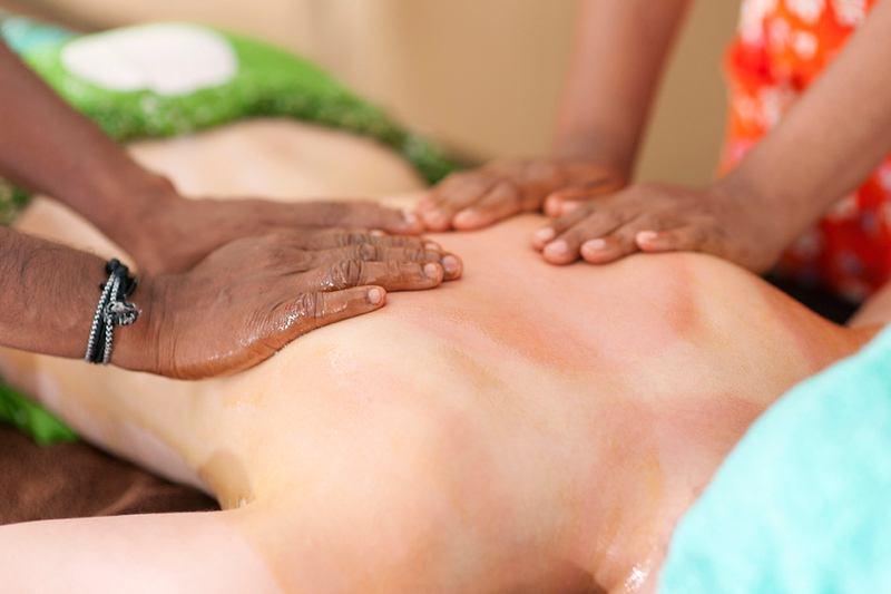 Ayurvedic Spa and Massage