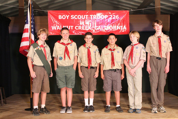 Troop 226 2013 Portrait