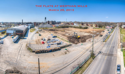 The Flats at Werthan Mills