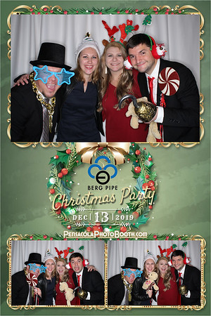 Berg Spiral Pipe Corp Christmas Party 12-13-19