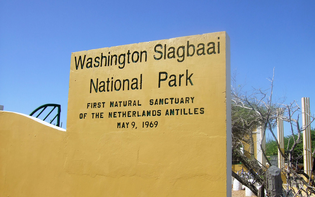 Washington Slagbaai National Park