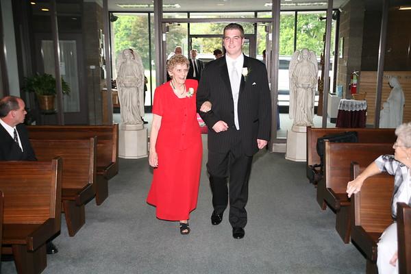 Amanda & Derek Wedding  - 4