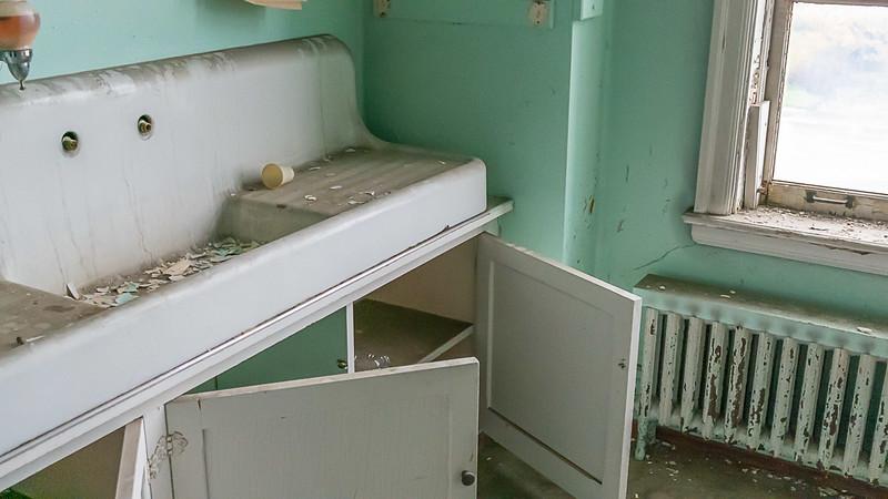 Nurses' Break Room