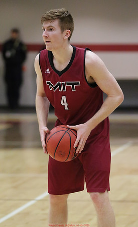 MIT-Middlebury Men's Basketball March 9, 2018