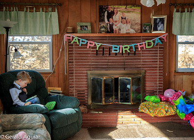 Eli and Ellie's Fourth Birthday