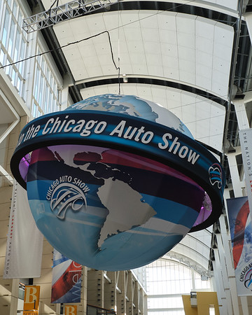 Chicago Autoshow 2019 Social Media Day