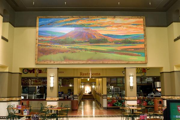 Food Court Mural