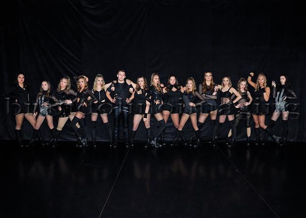 The Broadway Dance Center 2016