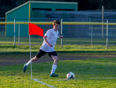Set three through half time: Vashon Island High School Boys Varsity Soccer v Klahowya