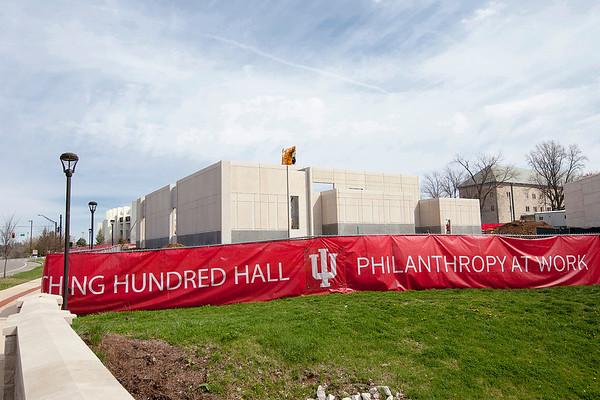 The Ray E Cramer Marching Hundred Hall