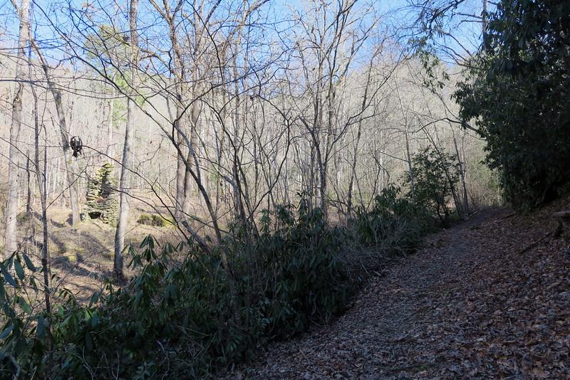 Goldmine Loop Trail - Jenkins Homesite