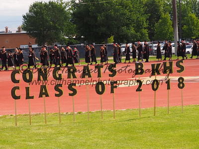 Grad Ceremony 2018