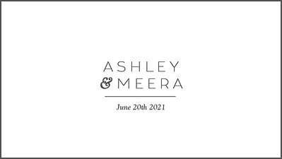 20.06 Meera and Ashley