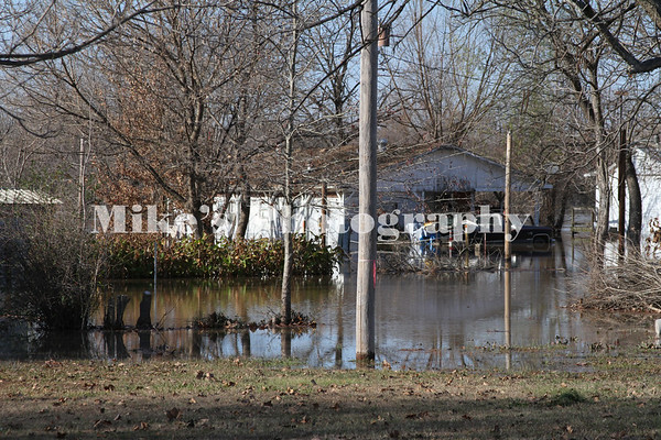 Flooding in Wright Arkansas
