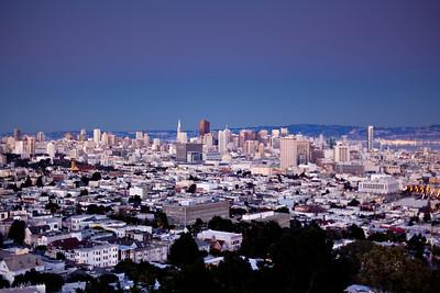 San Francisco @ f/1.4