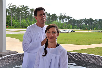 Baptism June 1, 2014