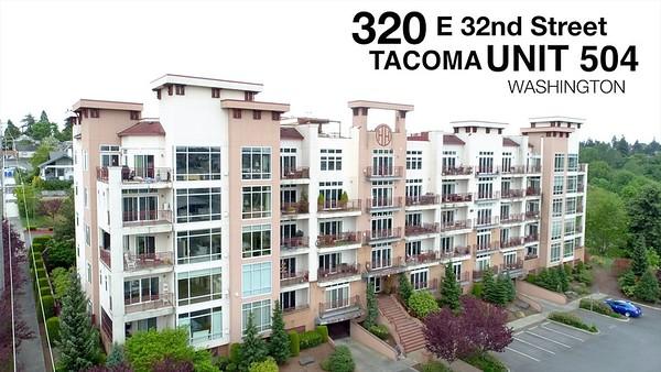 320 E 32nd St, Unit 504, Tacoma, WA