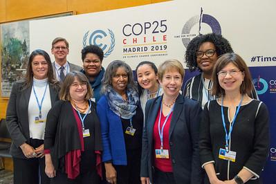 COP 25 -- Madrid 2019 -- Day 3