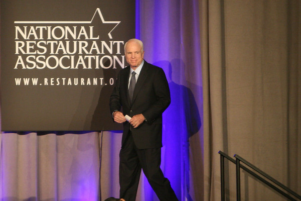 John McCain & Joe Liberman - Chicago
