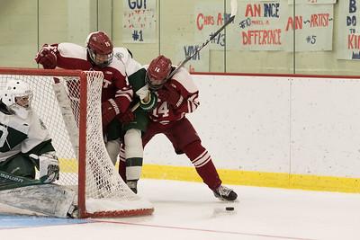 2/14/18: Boys' Varsity Hockey v Deerfield