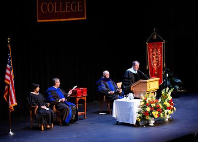 Public Administration Program -  Spring 2016 Graduation
