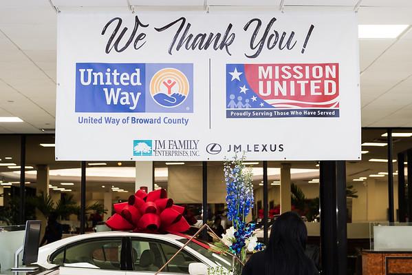 Mission United Volunteer Appreciation Event
