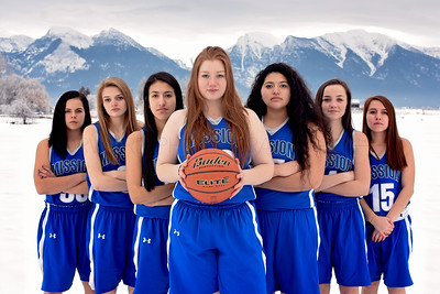 MHS Girls Basketball Team Photos | 2018