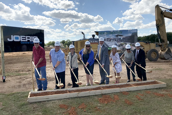 2019 07 15 - Ground Breaking - Independence Drive