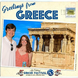 October 03, 2019 - Greek Festival Houston 2019 Day 1