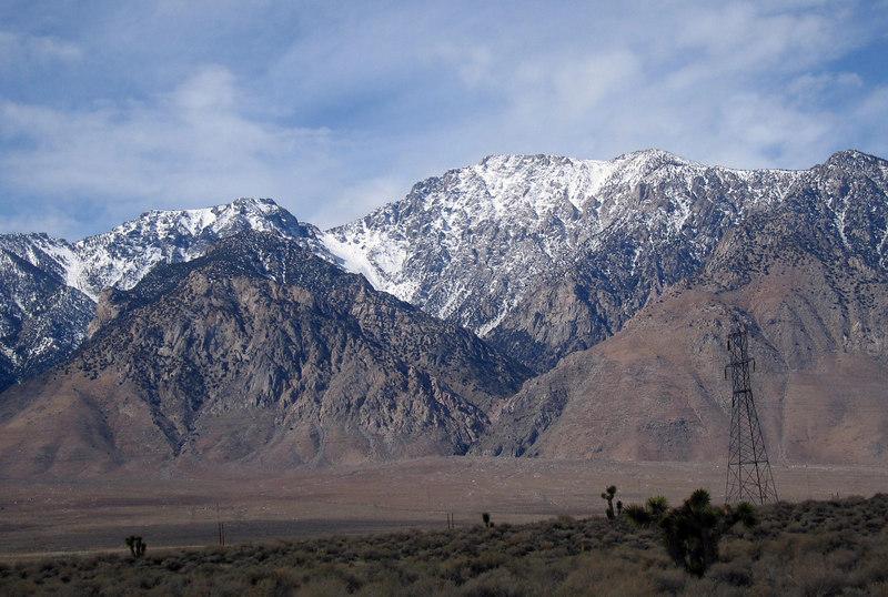 Olancha Peak, 1 Mar 2007
