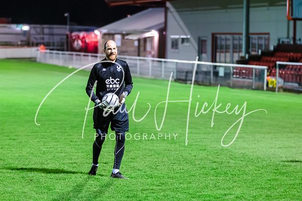 Brackley Town vs Kidderminster Harriers
