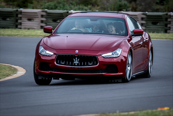 Maserati Ladies Track Day
