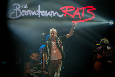 Boomown Rats at Leamington Assembly