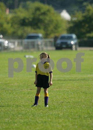 10/02/2005 (Girls U8) Hurricanes vs Lightining