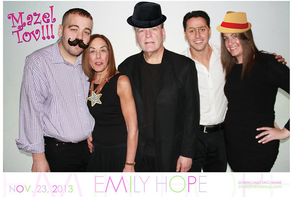 2013-11-23 Emily's Bat Mitzvah