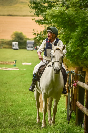 Uffington White Horse TREC, 3rd September 2016