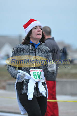 Finish, Gallery 2 - 2013 New Baltimore Jingle Bell Run
